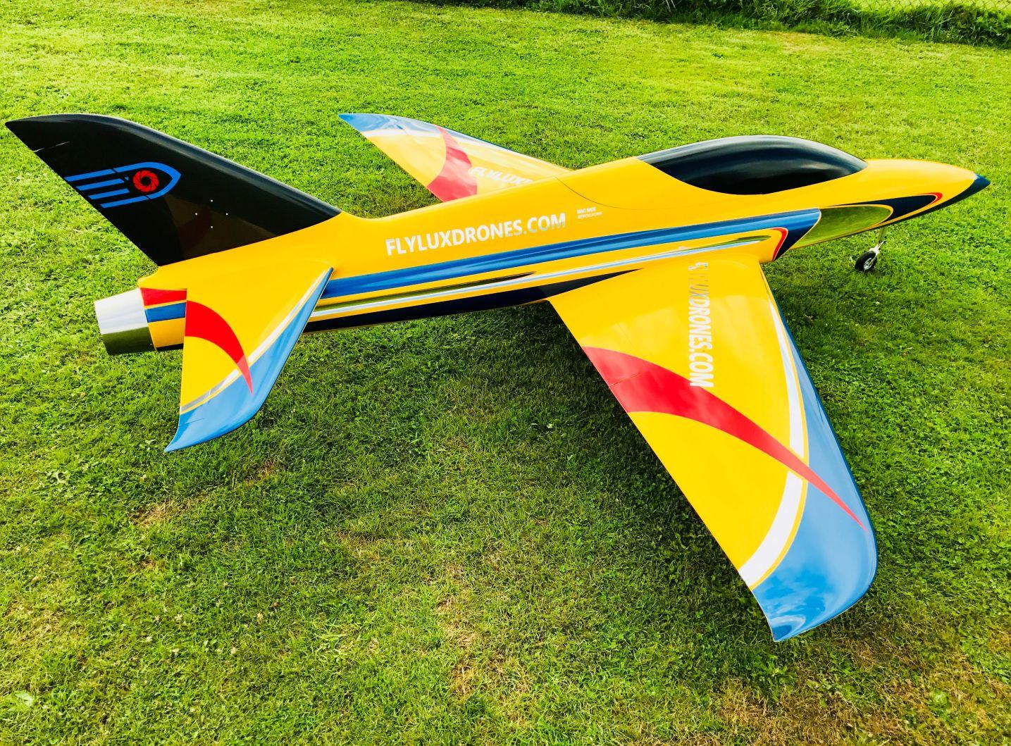 Demo Jet Lux-Drones