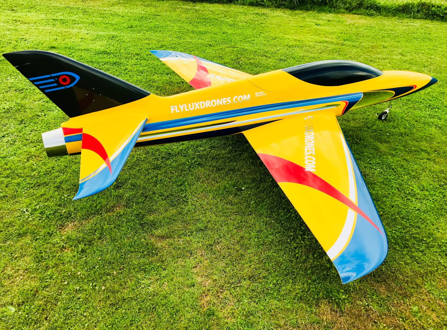 Jet Lux'Drones
